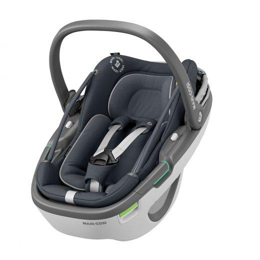 Automobilinė kėdutė Maxi-Cosi CORAL ESSENTIAL GRAPHITE