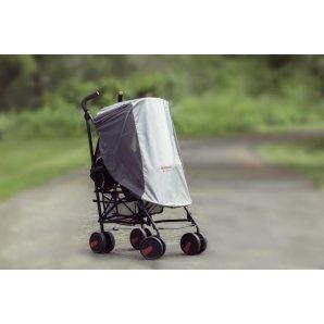 Diono apsauga nuo saulės ir vabzdžių vežimėliams
