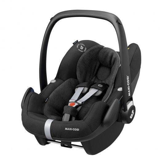 Maxi Cosi - Automobilinė kėdutė Maxi-Cosi PEBBLE PRO ESSENTIAL BLACK