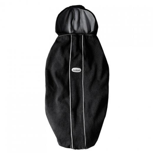 Užvalkalas nešioklei COVER BABY CARRIER CITY BLACK