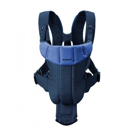Nešioklė BABY CARIER ACTIVE BLUE/BLUE