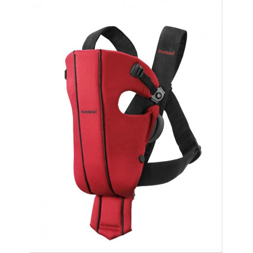 Nešioklė BABYBJORN ORIGINAL RED HEART