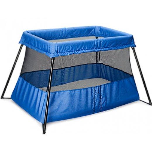 Kelioninė lovytė BABY BJORN Blue