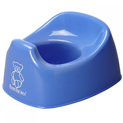 Puodukas LITTLE POTTY BLUE