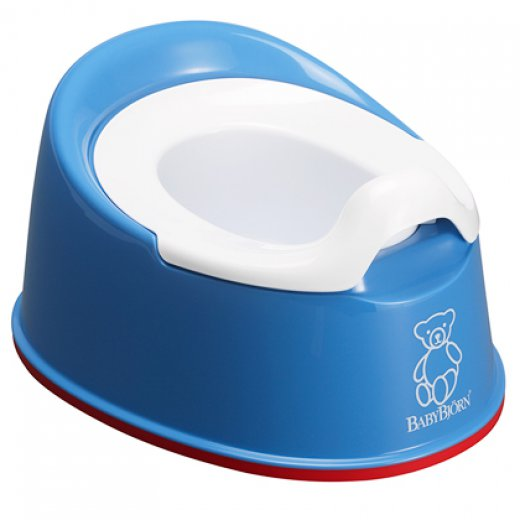 Naktipuodis Baby Bjorn Smart Potty BLUE