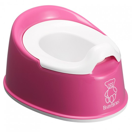Naktipuodis Baby Bjorn Smart Potty PINK