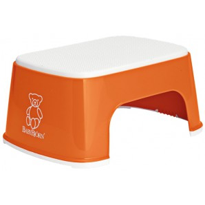 Pastatomas laiptelis SAFE STEP, ORANGE