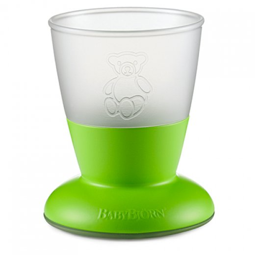CUP SPRING GREEN