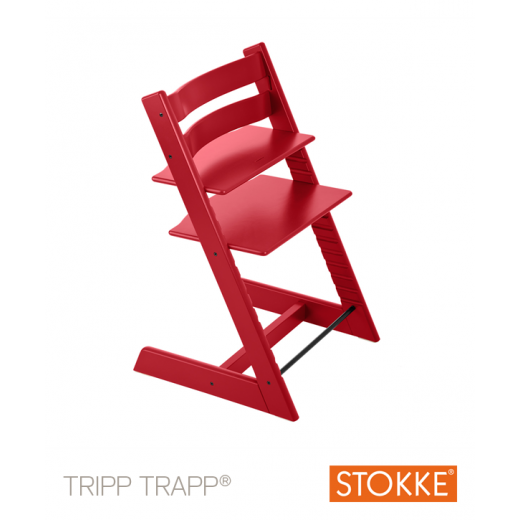 TRIPP TRAPP kėdutė Classic Collection Red (nuo 3 metų)