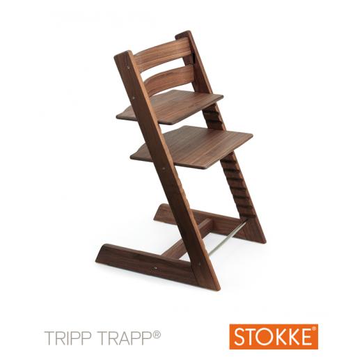 TRIPP TRAPP kėdutė Classic Collection Walnut Brown (nuo 3 metų)