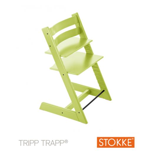 TRIPP TRAPP kėdutė Classic Collection Green (nuo 3 metų)