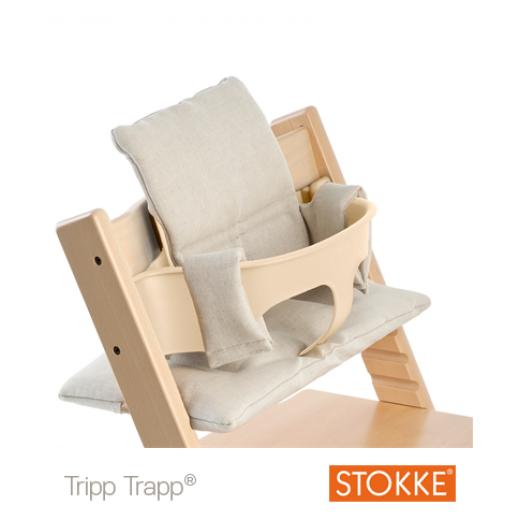 TRIPP TRAPP Cushion Linen Natural