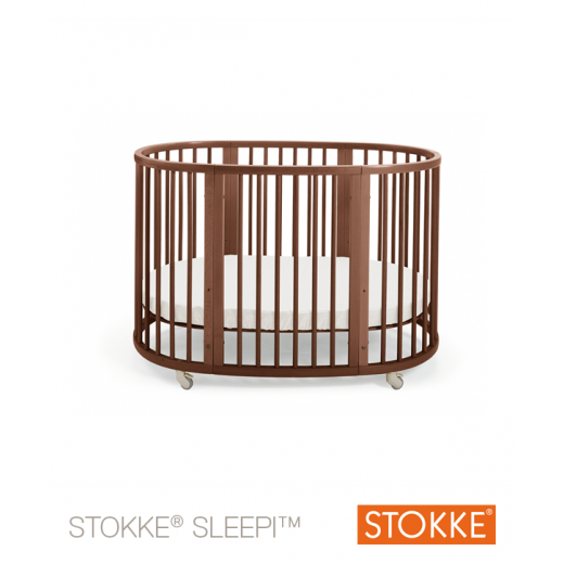 SLEEPI Lovytė Walnut Brown