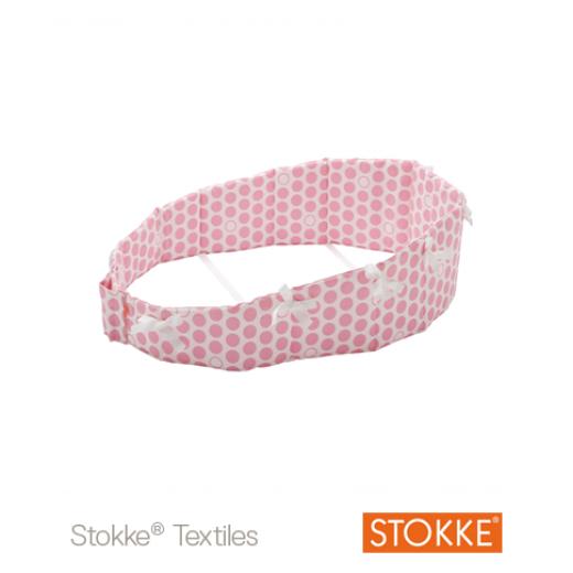 Stokke® Sleepi™ Mini lovytės apsauga, Dots PINK