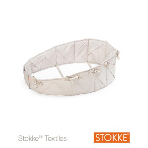 Stokke® Sleepi™ Mini lovytės apsauga, Classic BEIGE
