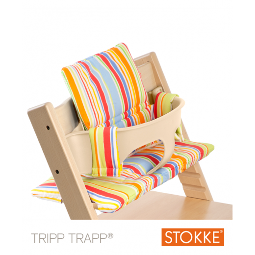 TRIPP TRAPP Cushion  Art Stripe