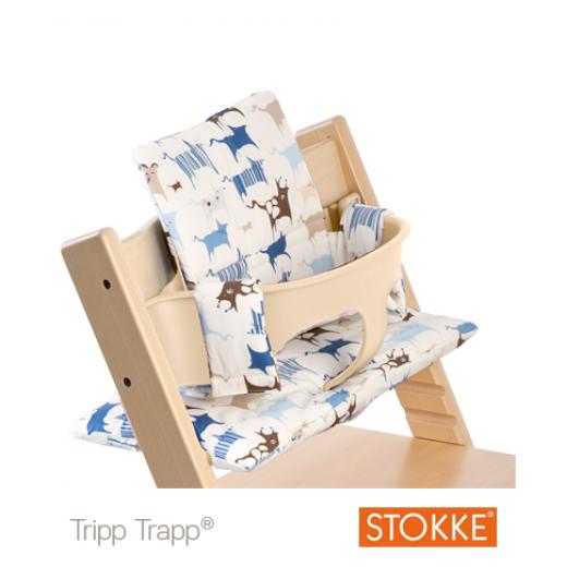 TRIPP TRAPP Cushion Tales Blue Coated