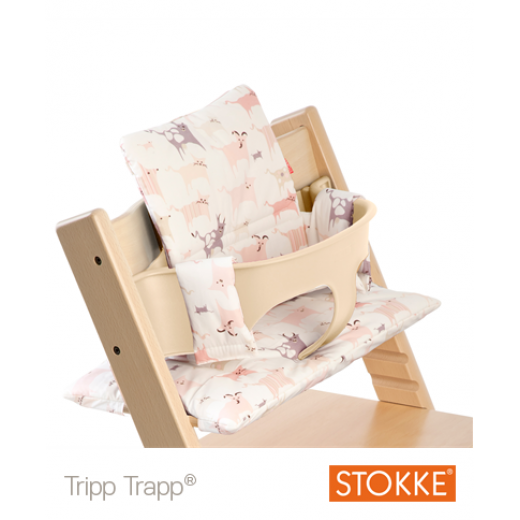 TRIPP TRAPP Cushion Tales Pink Coated