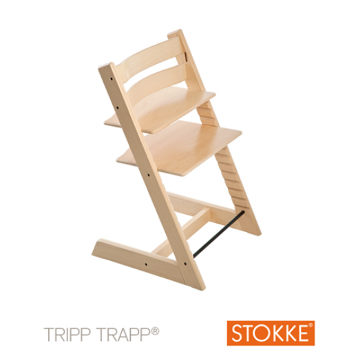 TRIPP TRAPP kėdutė Classic Collection Natural (nuo 3 metų)