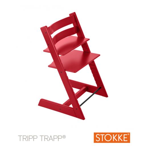 TRIPP TRAPP kėdutė Classic Collection Red (nuo 3 metų)