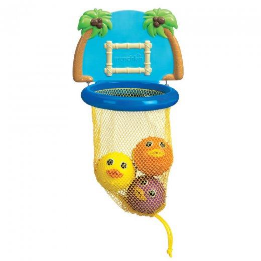 Vonios žaislas krepšinis Bath Dunkers
