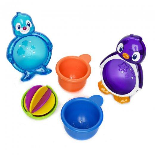 Vonios žaislas Lazy Buoys