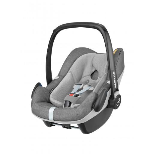 Automobilinė kėdutė Maxi-Cosi Pebble PLUS Nomad grey 2018