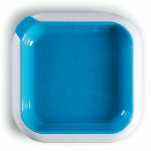 HOPPOP DOBBLO lėkštė, Aqua