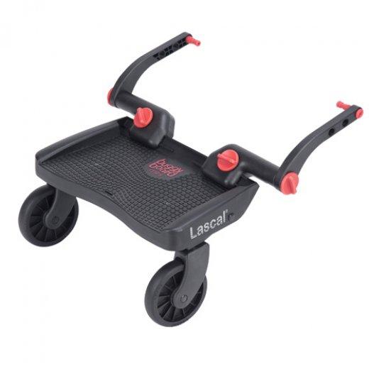 Lascal laiptelis - platforma Buggy Board MINI 3D Red