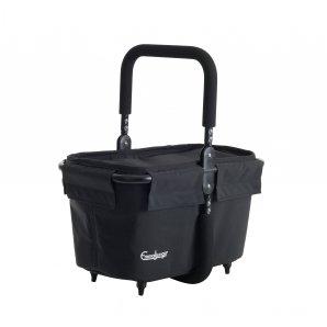 Daiktų krepšys Sidebag Scooter BLACK 2016