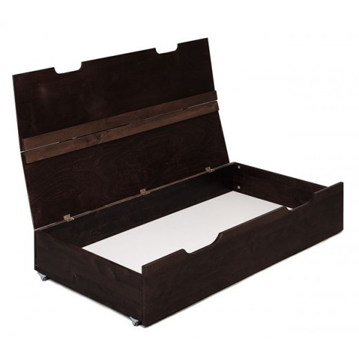 Patalynės dėžė Yappy Smart Dark (universali, tinka 60x120 cm lovoms)