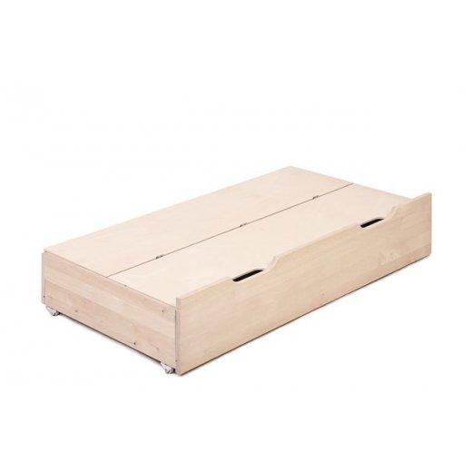 Patalynės dėžė Yappy Smart Natural (universali, tinka 60x120 cm lovoms)