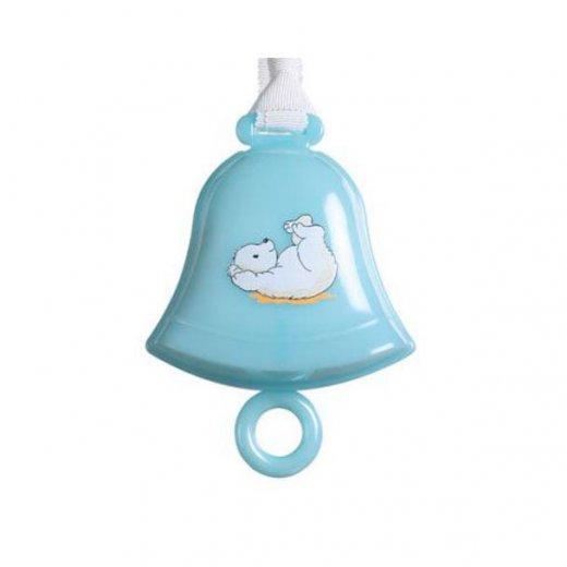 """Muzikinis žaisliukas """"BebeJou"""" BLUE BEAR"""