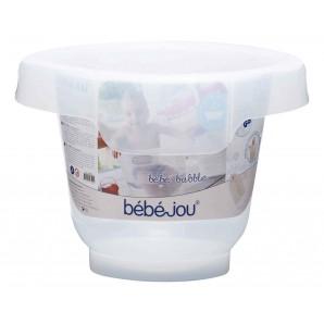Kubilas vaiko maudymui Bebe Bubble (Skaidrus) - BebeJou