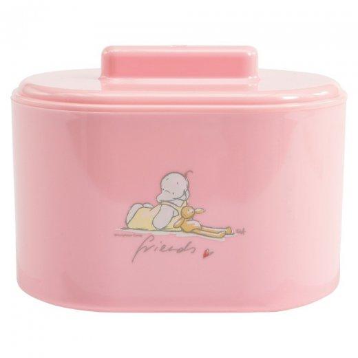 Dėžutė vaiko reikmėnims PINK