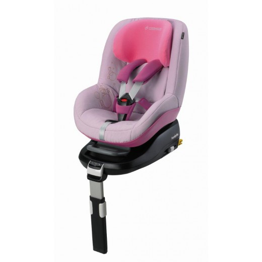 Automobilinė kėdutė Maxi-Cosi Pearl MERBLE PINK
