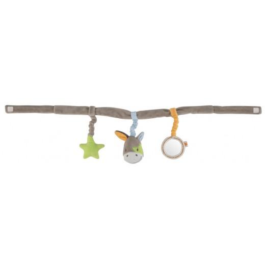 Žaislas pagabinamas minkštas Donkey