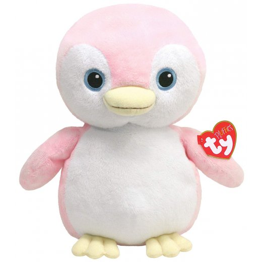 PENNY - pink penguin reg