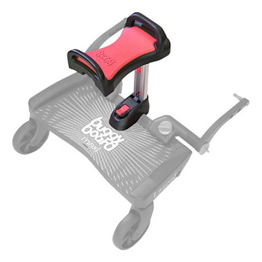 Lascal platformos kėdutė Buggy Board Saddle Red