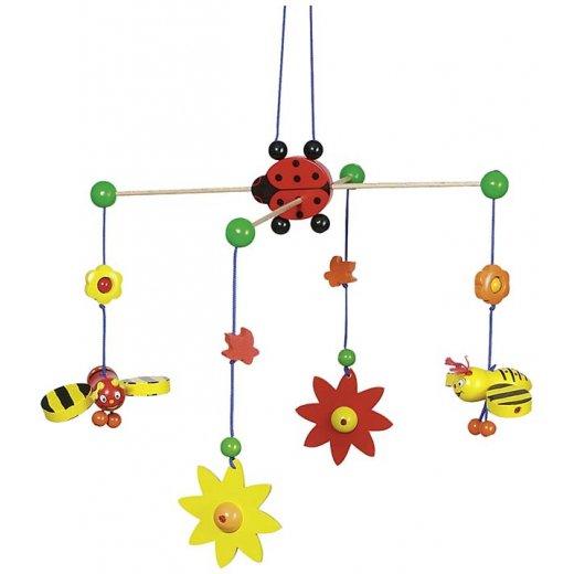 """Medinė karuselė """"Pavasaris"""""""