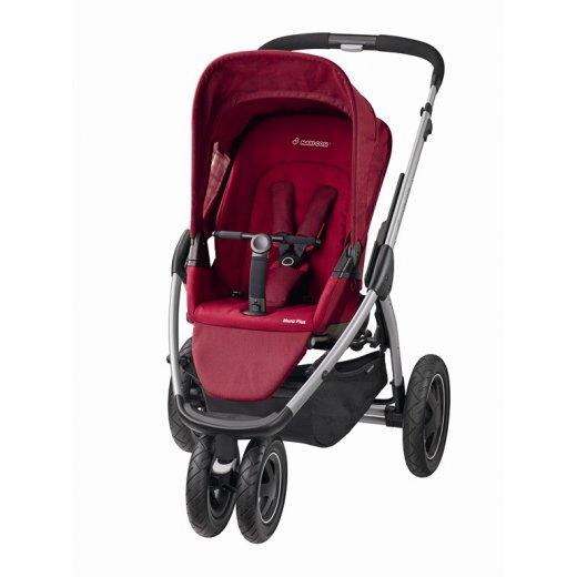 Maxi Cosi - Vežimėlis Maxi-Cosi Mura 3+ ROBIN RED