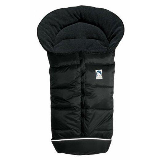 Žieminis miegmaišis BLACK