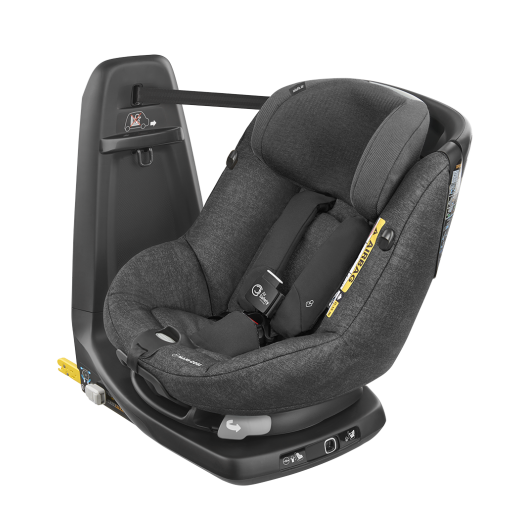 Automobilinė kėdutė Maxi Cosi AxissFix Air Nomad black
