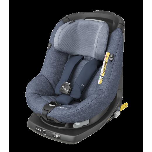 Automobilinė kėdutė Maxi Cosi AxissFix Air Nomad blue