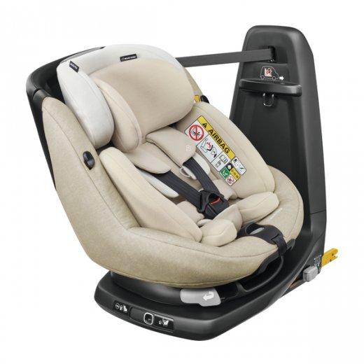 Automobilinė kėdutė Maxi-Cosi AxissFix PLUS NOMAD SAND