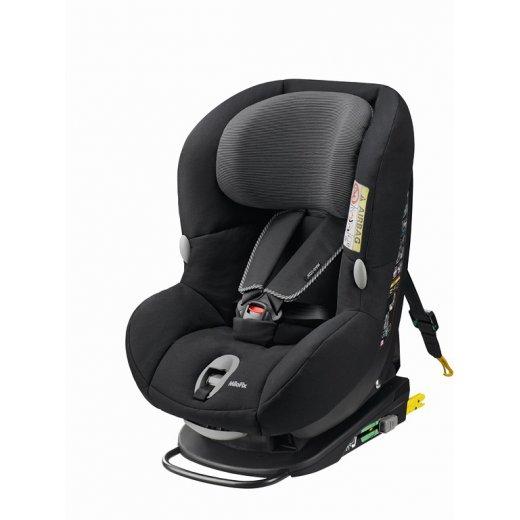 Automobilinė kėdutė Maxi-Cosi Milo Fix BLACK RAVEN