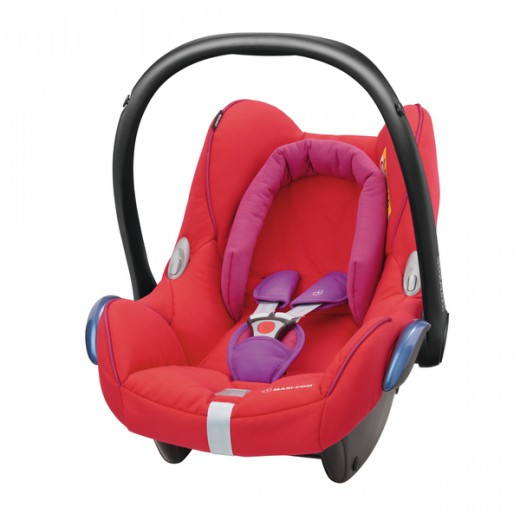 Automobilinė kėdutė Maxi-Cosi CabrioFix RED ORCHIDE