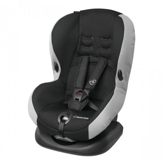 Automobilinė kėdutė Maxi-Cosi Priori SPS+ Metal BLACK 2018