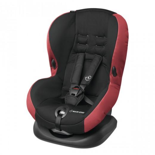 Automobilinė kėdutė Maxi Cosi Priori SPS+ Pepper black