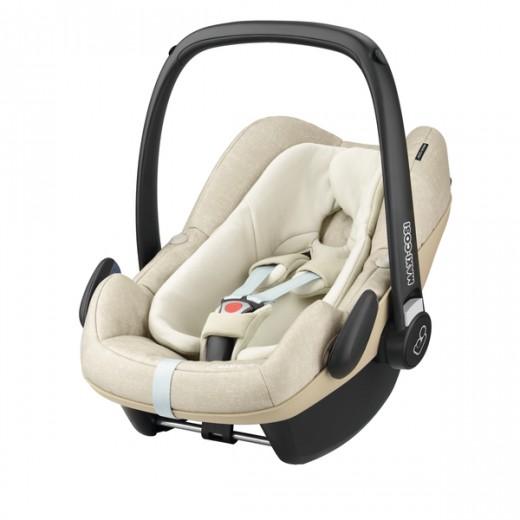 Automobilinė kėdutė Maxi-Cosi Pebble PLUS NOMAD SAND